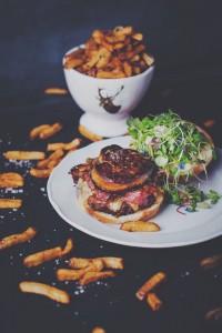 Burger Milionnaire: bœuf Kobe