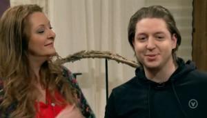 Francis Lorrain & Ginette Lorrain de boucherie lorrain - Entrevue c'est extra à v-télé